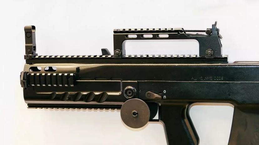 NI назвал новый российский автомат«ужасом на поле боя»