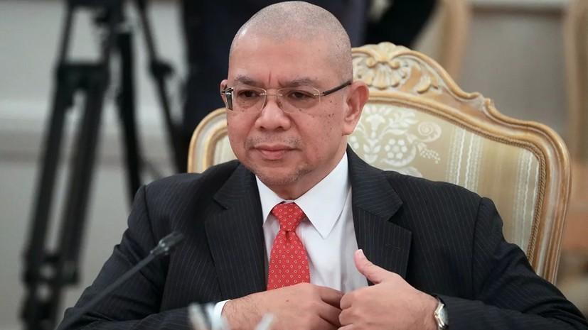 Глава МИД Малайзии раскрыл детали послания Путину от малайзийского премьера