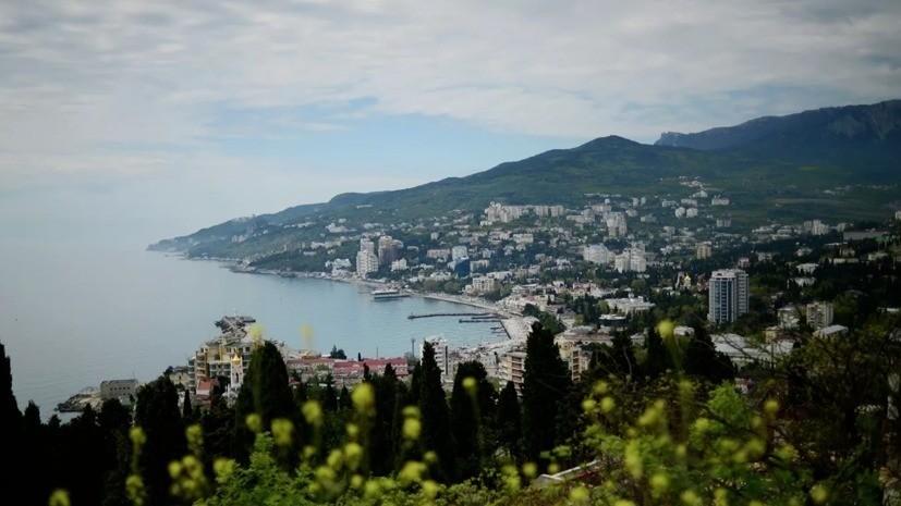 Между Крымом и Турцией восстановлено паромное сообщение