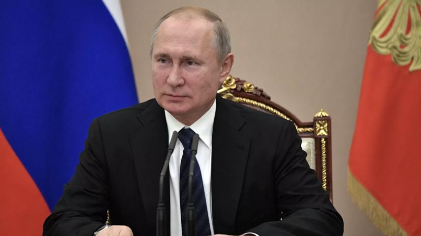 В Палестине ожидают визит Путина в начале 2020 года