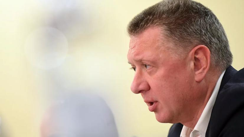 Российский легкоатлет прокомментировал ситуацию с временным отстранением президента ВФЛА Шляхтина