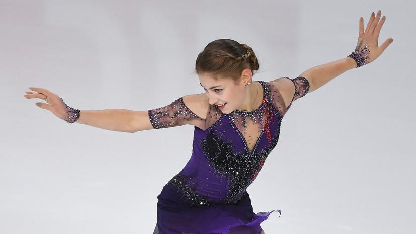 Костомаров: российские фигуристки на сегодняшний день — лучшие в мире