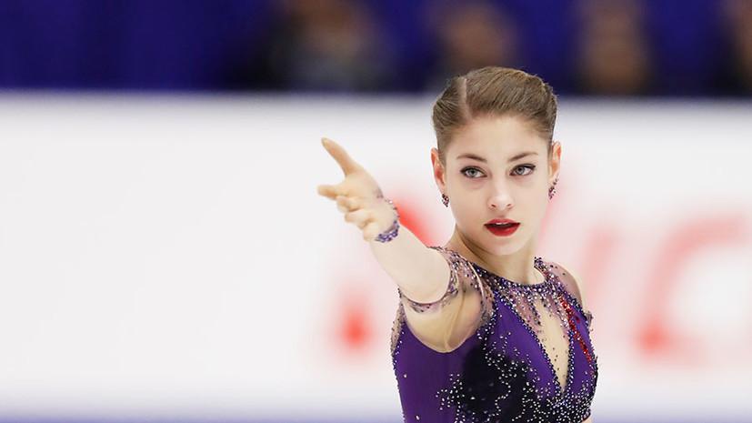 GP - 6 этап. NHK Trophy Sapporo / JPN November 22-24, 2019 - Страница 17 5dd930efae5ac944ec59fc23