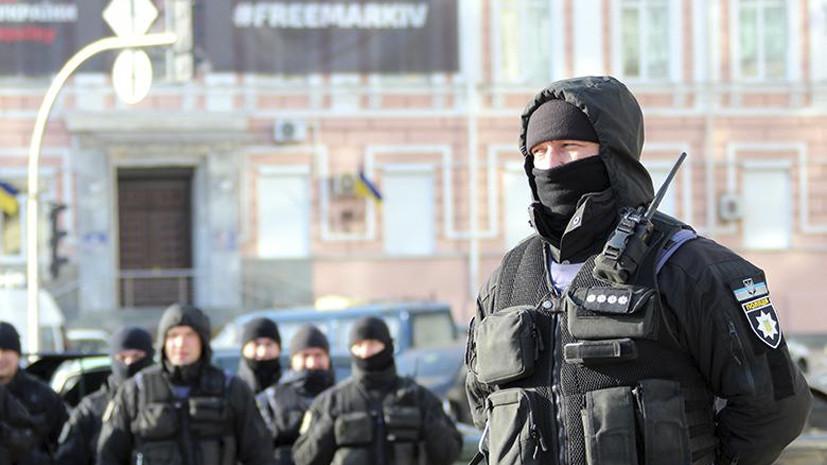 В Киеве начался автопробег против продажи земли