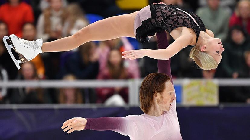 «Правильно, что Тарасова и Морозов не попали в финал»: Бестемьянова об этапе Гран-при в Японии для российских фигуристов