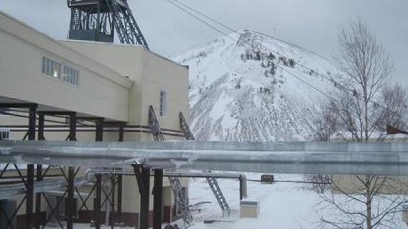 В МЧС заявили о локализации пожара на шахте в Коми