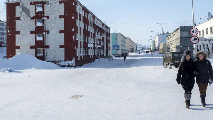 В школе Верхоянска приостановили занятия из-за 50-градусных морозов