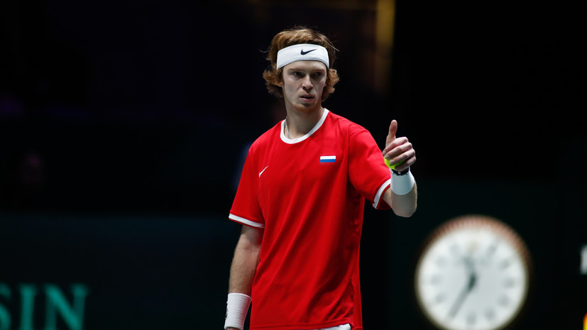 Россияне сохранили позиции в рейтинге ATP