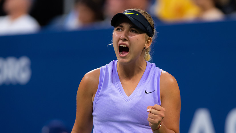 Потапова поднялась на одну строчку в рейтинге WTA