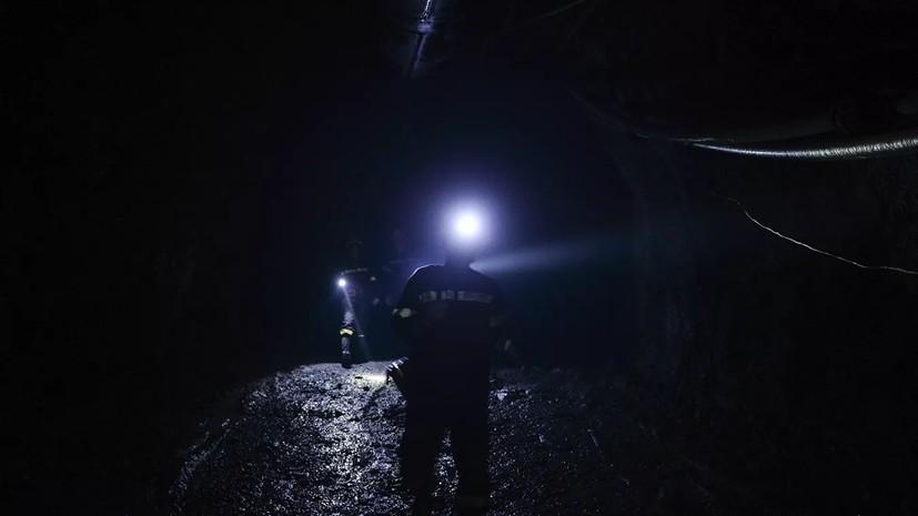 СК возбудил дело из-за пожара на шахте в Коми