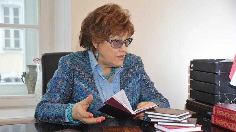 Власти Петербурга прокомментировали сообщения о смерти Вербицкой