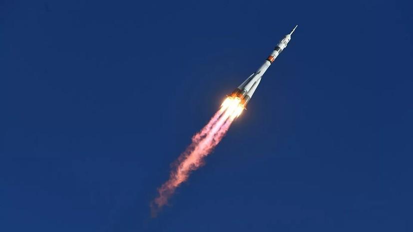 Запущенный Минобороны военный спутник отделился от ракеты «Союз-2.1в»
