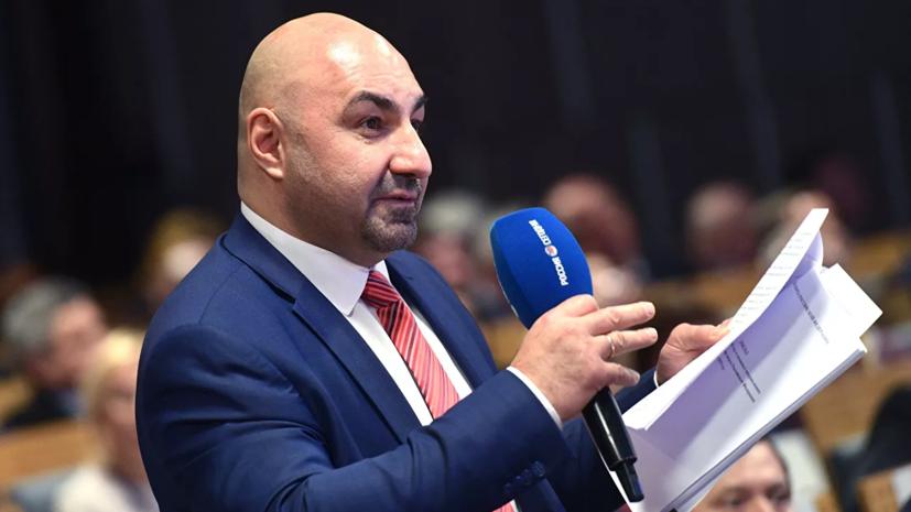 Сейранов уверен, что рекомендации WADA не скажутся на проведении в России Универсиады-2023