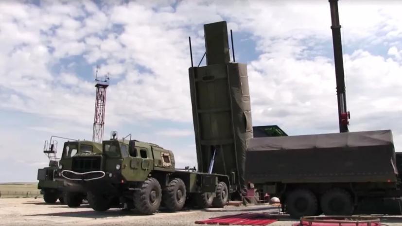 Россия показала инспекторам из США ракетный комплекс «Авангард»