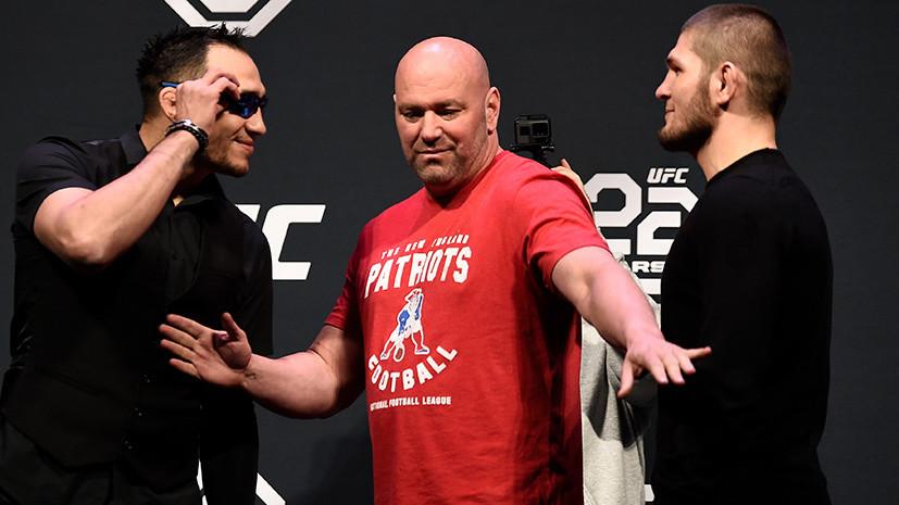 Попытка номер пять: почему бой Нурмагомедова с Фергюсоном — самый долгожданный в 2020 году в UFC