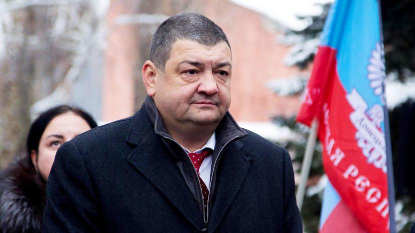 «Люди нуждаются в мире»: глава администрации Горловки Иван Приходько о жизни прифронтового города
