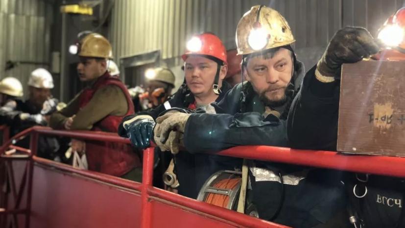 Глава Коми рассказал о ситуации в горящей шахте «Яреганефти»