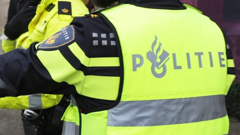 Полиция Нидерландов задержала двух планировавших теракт мужчин