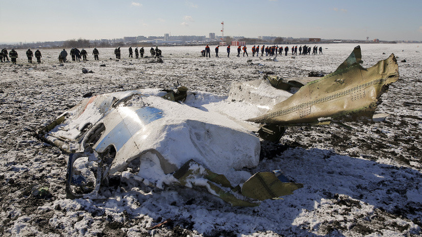 «Из-за неверной конфигурации и ошибок в пилотировании»: МАК назвал причины крушения Boeing в Ростове-на-Дону