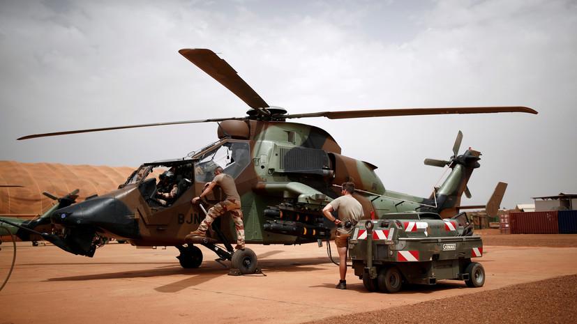 Обнаружены чёрные ящики потерпевших крушение в Мали вертолётов