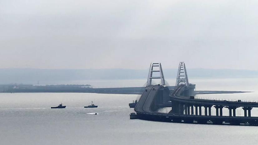 В Кремле рассказали о контактах с Киевом по теме украинских кораблей