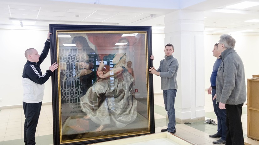 Выставка Питера Рубенса откроется 30 ноября в Ижевске