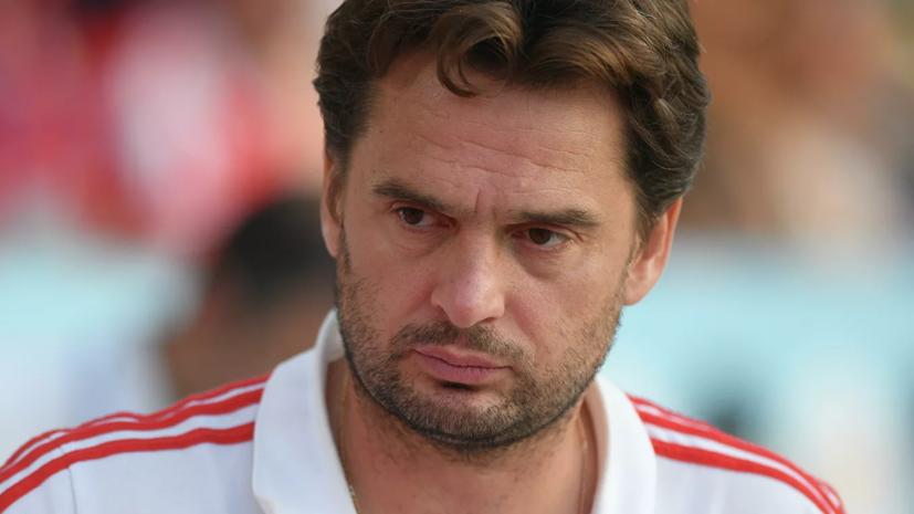 Главный тренер сборной России по пляжному футболу возмущён своим удалением в матче ЧМ с ОАЭ