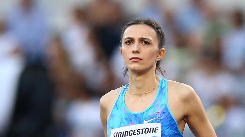 «Следите за языком»: Ласицкене раскритиковала главу USADA за слова о допинге в России