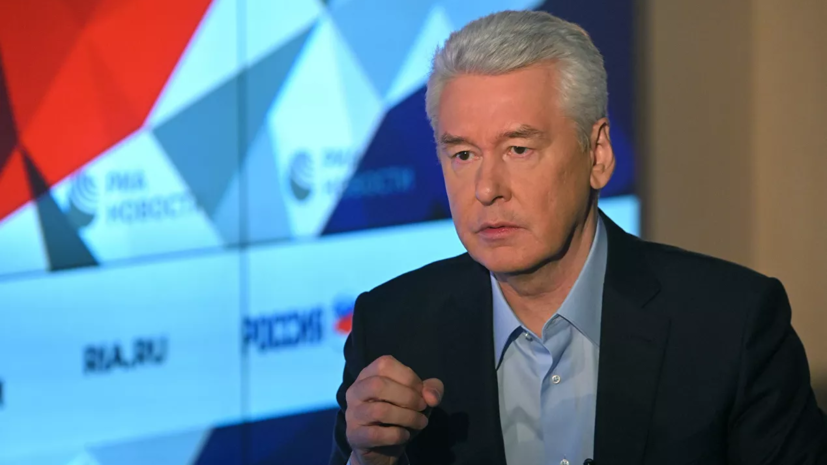 Собянин заявил об отсутствии планов вводить платный въезд в Москву