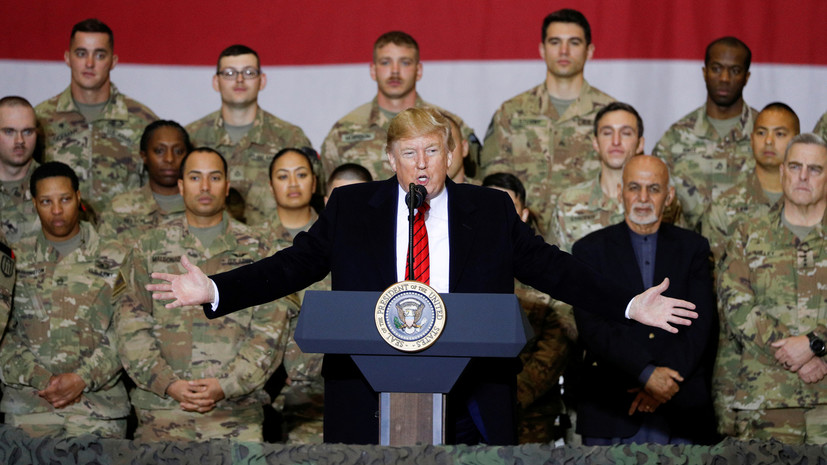 Трамп заявил о желании талибов «заключить сделку»