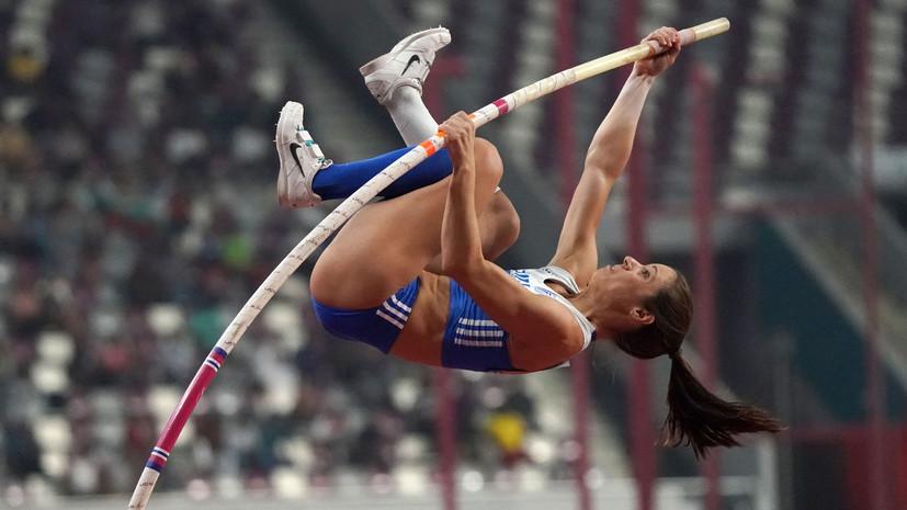 Олимпийская чемпионка Стефаниди вслед за Ласицкене раскритиковала главу USADA