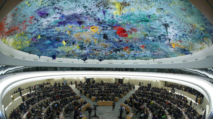 Главу украинской общины Крыма лишили слова на форуме в ООН