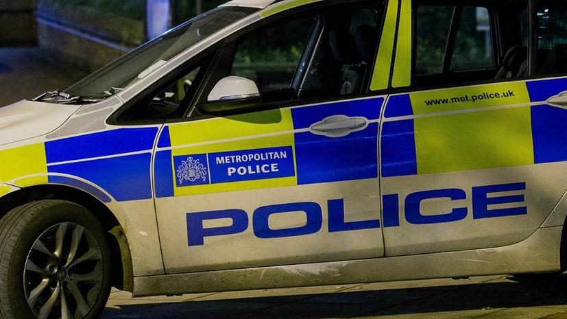 Полиция сообщила об инциденте на Лондонском мосту
