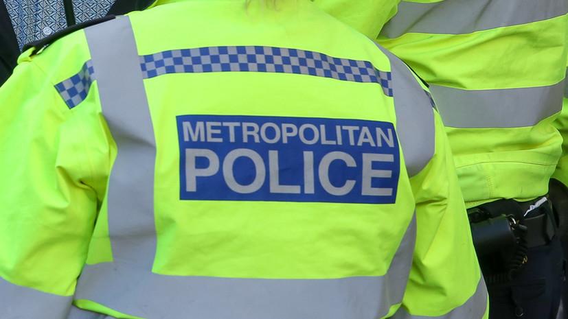 Sky News: полиция застрелила мужчину на Лондонском мосту