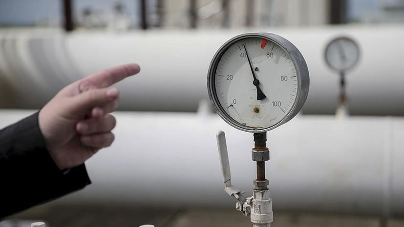 В Раду внесут проект постановления о запрете закупок газа у России