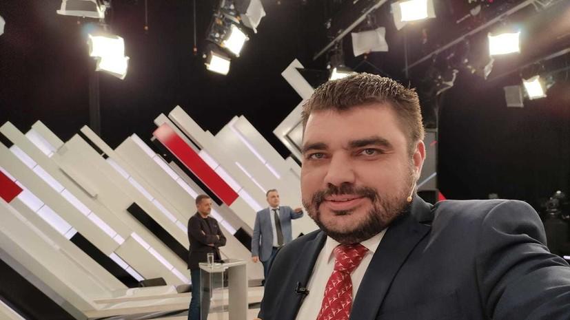 Украинского участника шоу выгнали из студии за слова о евреях