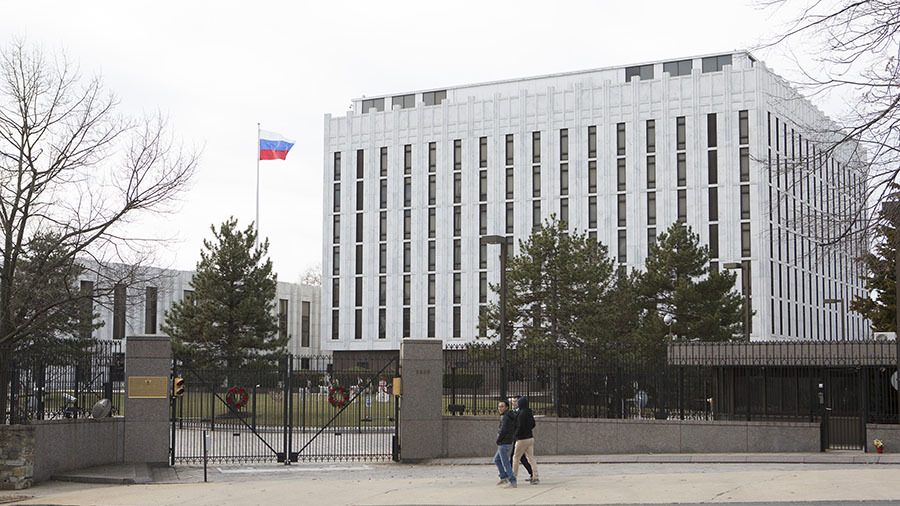 «Предприняли решительный демарш»: посольство России направило в Госдеп США ноту протеста из-за экстрадиции Буркова