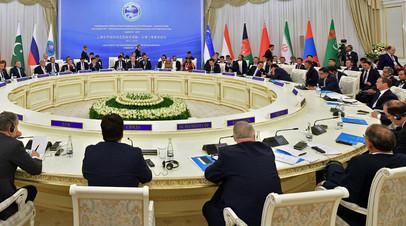 «Мы против торговых войн»: товарооборот России со странами Шанхайской организации сотрудничества вырос до $150 млрд