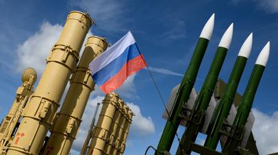 Российские средства ПВО