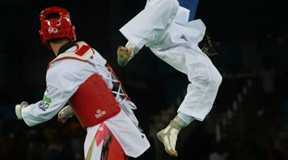 Россиянин Аюкаев завоевал золотую медаль на ЧЕ по тхэквондо в Италии