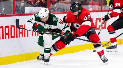 Потерявший сознание во время матча НХЛ хоккеист будет выписан из больницы