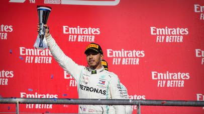 Шестой титул Хэмилтона, четвёртая победа Боттаса и очередной штраф Квята: чем завершился Гран-при США в «Формуле-1»