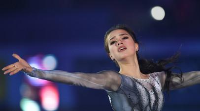 Загитова рассказала об отношениях с соперницами из группы Тутберидзе
