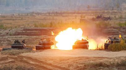Учения НАТО «Серебряная стрела — 2019» в Латвии
