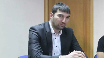 Источник: возможный убийца главы центра «Э» МВД Ингушетии объявлен в розыск