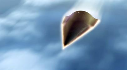 Испытательный образец американского гиперзвукового блока Hypersonic Test Vehicle 2