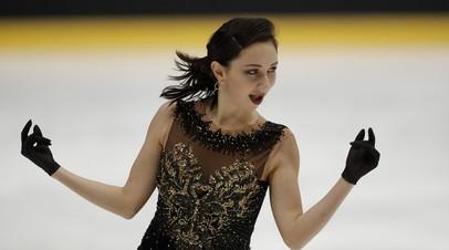 Тарасова прокомментировала падение Туктамышевой на этапе Гран-при в Китае
