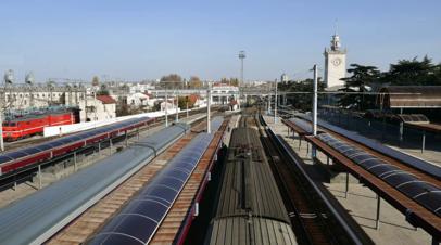 Более 10 тысяч билетов на поезда в Крым продано за двое суток