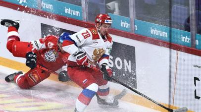 Сборная России стала третьей на Кубке Карьяла