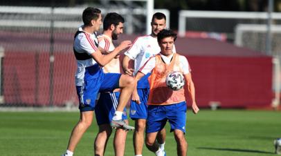 Зырянов обратился к сборной России по футболу перед матчем с Бельгией